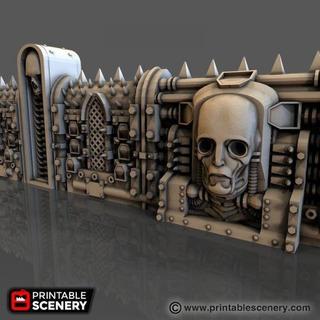 Stl Impresion 3d Pack Miniaturas Full Warhammer Y Mas