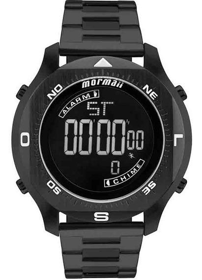 Relógio Mormaii Masculino Digital Preto Mo11273b/4p