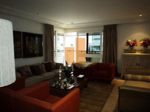 Apartamento Para Venda No Bairro Higienópolis Em São Paulo - Cod: Ja4124 - Ja4124