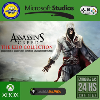 Assassins Creed Ezio - Xbox One Modo Local + En Linea