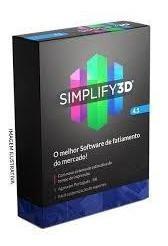 Imagem 1 de 3 de Software - Simplify3d®