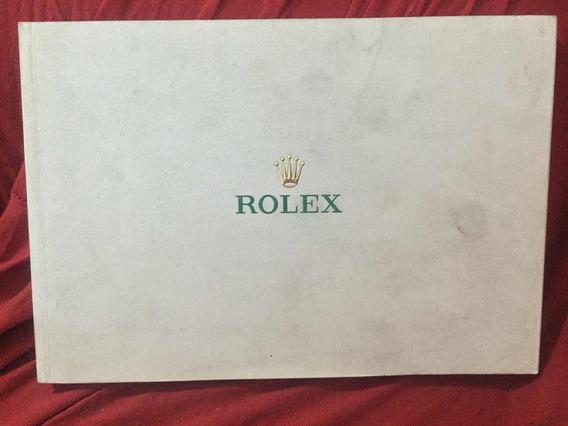 Rolex - Coleção 2013-2014 Livro 166 Páginas