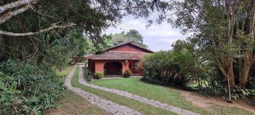 Imagem 1 de 30 de Chácara Com 3 Dormitórios À Venda, 96 M² Por R$ 3.450.000,00 - Colinas De Cotia - Cotia/sp - Ch0082