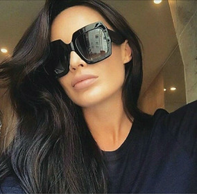 d0b394f01 Oculos De Sol Feminino Lente Escuras - Óculos no Mercado Livre Brasil