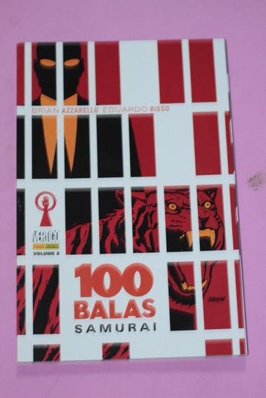 Hq 100 Balas Samurai Volume 8 Editora Panini Vertigo