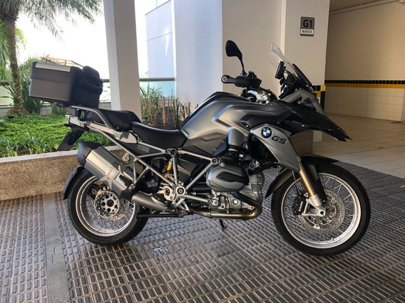 Bmw R 1200 Gs 2014/2015 8.300km Unico Dono - 2015
