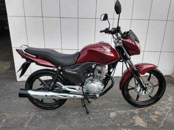 Honda Cg-150 Titan Esd Liga