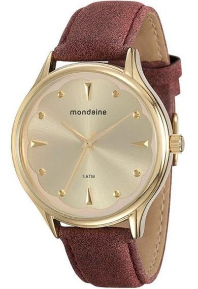 Relógio Feminino Mondaine Analógico Fashion 76450lpmgdh1