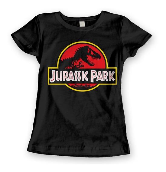 Playera Dama Jurassic Park World T Rex Envío Gratis
