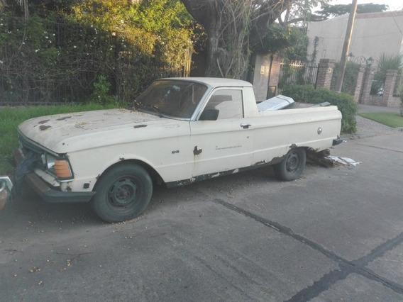 Ford Falcon Rural Mod. 1974 Y Ranchero Mod. 1985 Motor 3.0