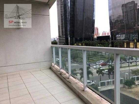 Sala Para Alugar, 69 M² Por R$ 4.500,00/mês - Brooklin - São Paulo/sp - Sa0041