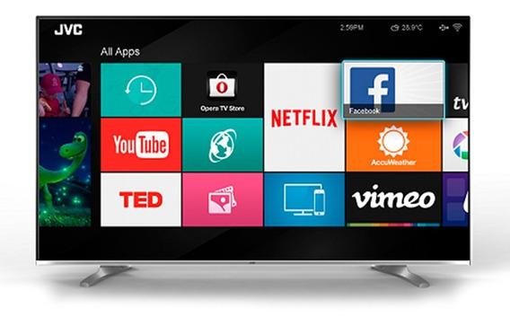 Smart Tv Led Jvc 43 Full Hd Wifi Hdmi Usb - La Tentación
