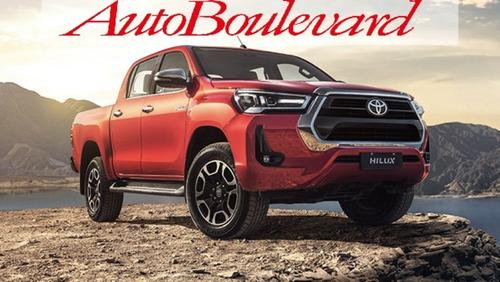 Toyota Hilux Sr 4x4 Diesel 2021. Financiacion Bancaria!!