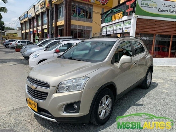 Chevrolet Tracker Lt Fe Automatica 1.8 2014