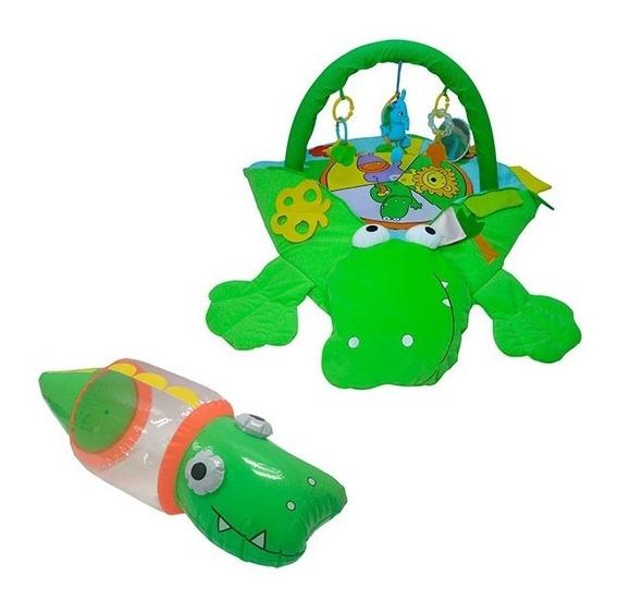 Gimnasio 4 En 1 Para Bebe Biba Toys Jf433