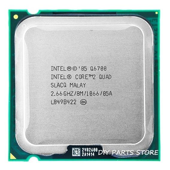 Vendo Processador 775 Intel Core 2 Quad Q6700 2.66ghz 8mb Cache