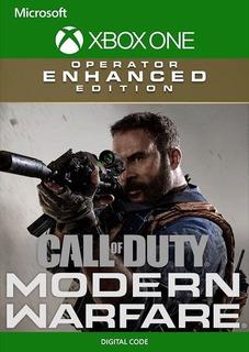 Call Of Duty Modern Warfare Operator Enhanced Editiion Xbox