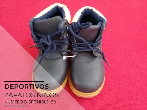 Zapatos Deportivos Para Niños Bloom Numero 29