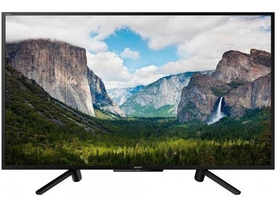 Smart Tv Led 43 Full Hd Hdmi Usb Wi-fi Hdr Kdl-43w665f Sony