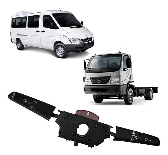Chave Seta E Limpador Caminhão Acello E Sprinter