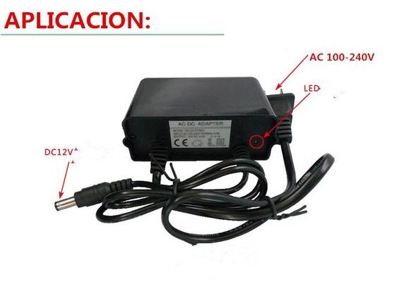 Cctv Para Seguridad Cable Cargador Adaptador