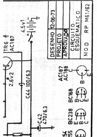 Esquema Motoradio Rp M62 Rpm62 Rpm 62 Em Pdf Alta Resolução