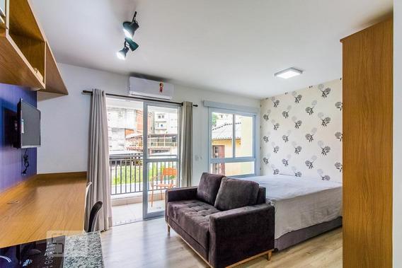 Apartamento Para Aluguel - Bela Vista, 1 Quarto, 28 - 893074257