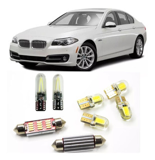Kit De Luces Led Bmw 325 120 125 520 540 740i X1 X3 X5 X6 Z3