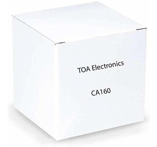 Amplificador Toa Ca-160 Mobile Mixer-12 Vdc 60w ®