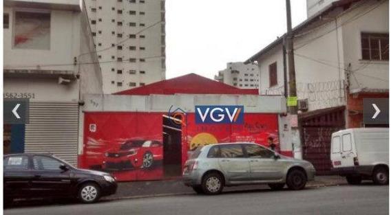 Galpão Comercial Para Locação, Campo Belo, São Paulo - Ga0023. - Ga0023