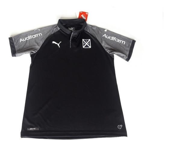 Camiseta Independiente Arquero Campaña Negra Puma Original