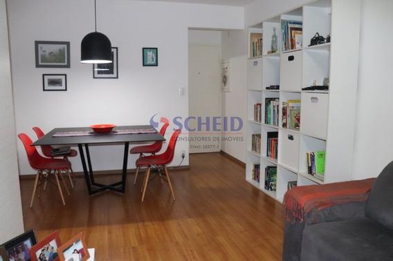 Apartamento No Jardim Marajoara Lazer Completo - Mr68148