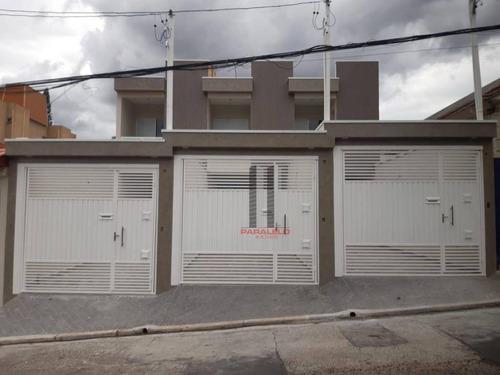 Sobrado À Venda, 118 M² Por R$ 690.000,00 - Parque Da Vila Prudente - São Paulo/sp - So1424