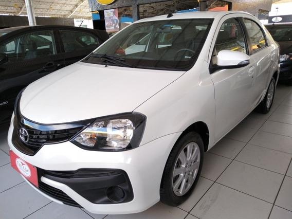 Etios 1.5 X Sedan 16v Flex 4p Automático 21986km