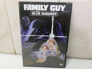 Family Guys Blue Harvest Parodia Star Wars 2008
