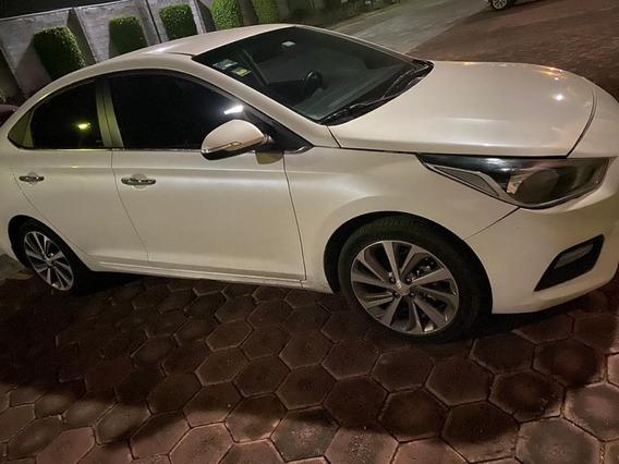 Hyundai Accent 2018 13mil Km Factura Seguro
