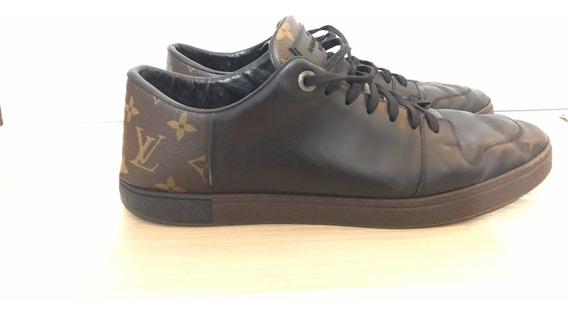 Tênis Sneaker Rivoli Louis Vuitton