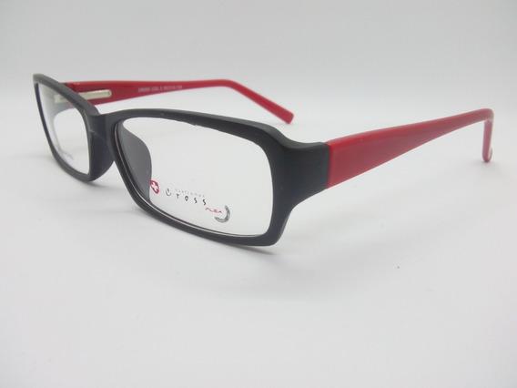 Armazon Media Caña Lectura Vision P/lentes Graduados Unisex