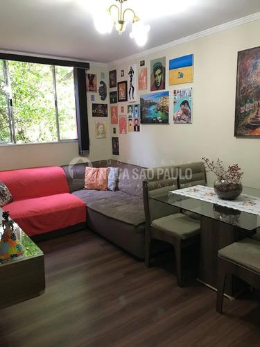 Apartamento À Venda Em Jardim Prudência - Ap001256