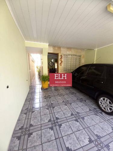 Imagem 1 de 18 de Sobrado Com 2 Dormitórios À Venda, 125 M² Por R$ 630.000,00 - Jardim Marajoara - São Paulo/sp - So0066