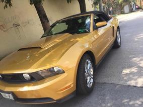 Ford Mustang 4.6 Gt Equipado Convertible Mt 2010