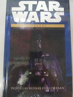 Coleccion Star Wars - Panini Argentina - N2 - Desde Las Ruin
