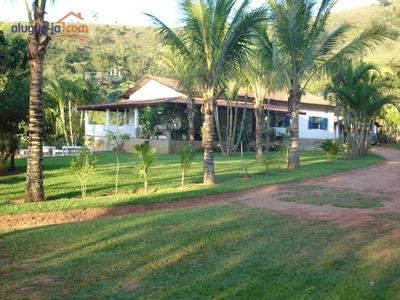 Sítio Rural À Venda, Freitas, São José Dos Campos. - Si0006