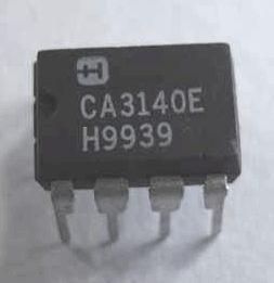 10 Circuito Integrado Ca3140e
