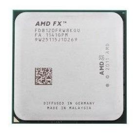 Processador Amd Fx 8120 Com Cooler