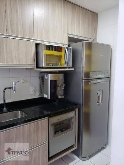 Apartamento 82 M² - 2 Dormitórios - 1 Suíte - Independência - São Bernardo Do Campo/sp - Ap1026