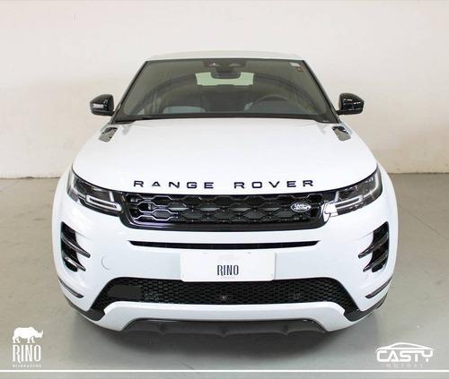 Imagem 1 de 15 de Land Rover Range Rover Evoque 2.0 P250 Flex R-dynamic Se