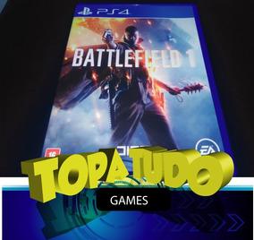 Battlefild 1 Jogo Ps4 Playstation 4 Seminovo Loja Bh