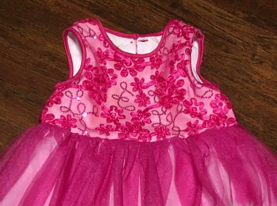 Vestido Princesa Excelente Importado Talle 6