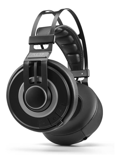 Headphone Premium Bluetooth Large Pulse 120mw Preto - Ph241